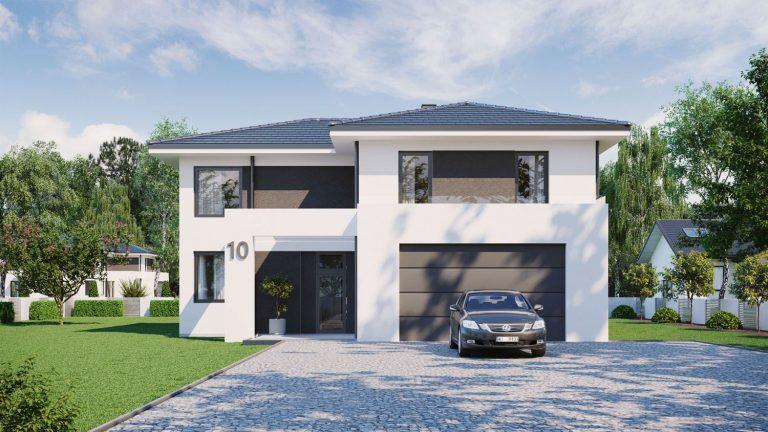 wizualizacja-domu-jednorodzinnego-łazy-1
