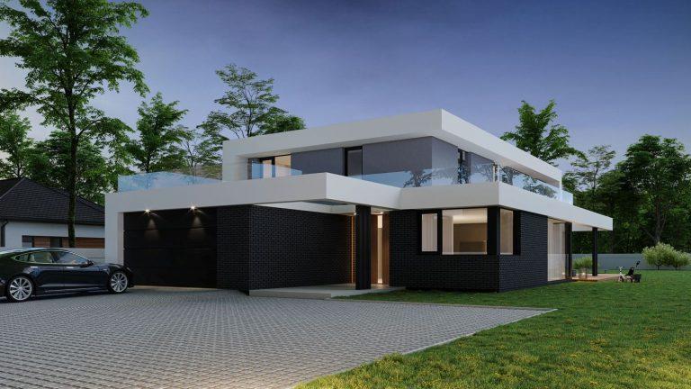 wizualizacja-domu-jednorodzinnego-łazy1-1